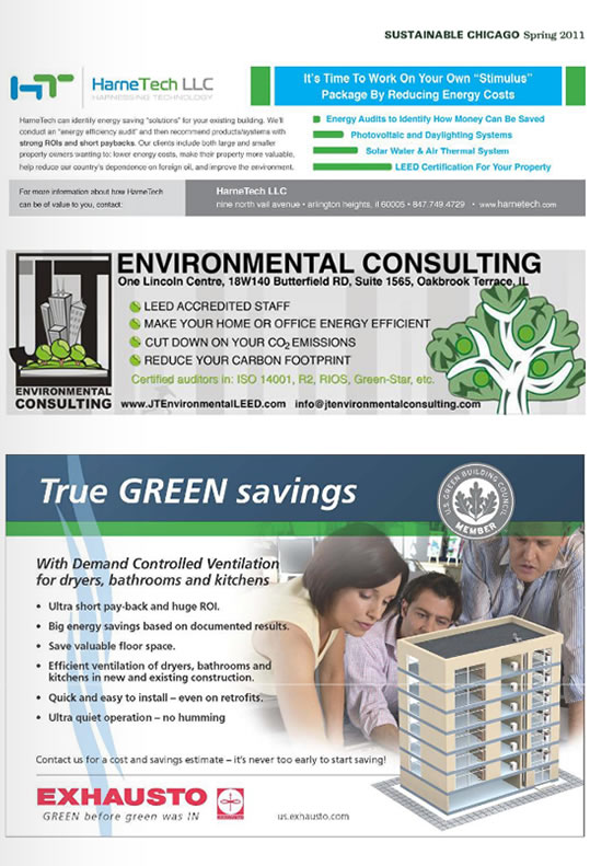 Sustainable Chicago JT Environmental Consulting